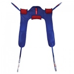Alliance Patient Lift Sling: Buttocks Support Strap for Stand Assist (600 lb)