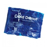 "Relief Pak® Cold n' Hot® Donut® Compression Sleeve - large (for 4-10"" circumference) - Case of 10"