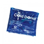 "Relief Pak® Cold n' Hot® Donut® Compression Sleeve - medium (for 10-15"" circumference) - Case of 10"