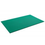 "Airex Exercise Mat: Green, Atlas, 78"" x 48"" x 5/8"", Case of 10"