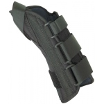 "8"" soft wrist splint right, small 6-7"" with abducted thumb"