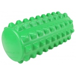 "Actiroll Spiked Massage Roller, Short - 12"" x 5"" - Green"