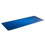 "Airex® Exercise Mat - Calyana Single Sided Prime - Blue - 73"" x 26"" x 1/6"", case of 9"