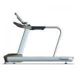 Nautilus® Cardio T10 Bariatric Medical-grade Treadmill with handrails