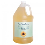Unscented Oil, Nut Free, 1 Gallon