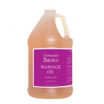 Basics Massage Cream Unscented, 1 Gallon
