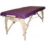"Simplicity portable massage table, 78"" L x 32"" W x 23"" - 33"" H"