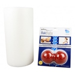 "Mobility Kit - Regular - BakBalls® (red, regular) and 12"" white foam roller"