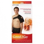 "Battle Creek Good2Go Microwave Heat Pack, Shoulder, 13"" x 14"""
