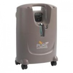 Drive Pure Oxygen Concentrator, 5L,HEPA filter, without oxygen sensor