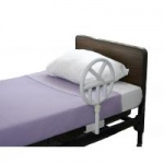 Medline 1 Halo Safety Ring w/ Mounting Hardware & Stay Bar to secure Mattress