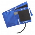ADC 845 ADCUFF & Bladder, 1-Tube, Small Adult, Royal blue