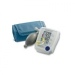 A&D Medical Advanced Manual Inflate Blood Pressure Monitor with Large Cuff