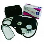Dynarex Blood Pressure Kit with Single Head Stethoscope, 10/cs
