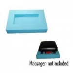 Core Jeanie Rub Foot and Leg Massager Holder