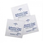 Medline Adhesive Remover Pad, 1000/EA