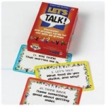 Sammons Preston Let's Talk, A Set of Discussion and Prompt Cards
