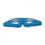 Dupaco Opti-Gard Patient Eye Protector, Non-Sterile, Double Foam, 25/bx