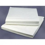 "Avalon Drape Sheets, 3-Ply, Tissue, 40"" x 60"", White, 100/cs"