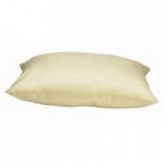 "Medline Nylex Ultra Pillow, Space Saver, Tan, 20"" x 26"", 12/cs"