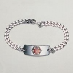 Apothecary Products Penicillin Allergy Bracelet