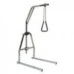 Lumex Bariatric Trapeze with Floor Stand, 600 lbs Weight Capacity