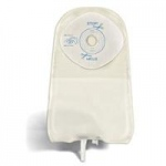 Convatec ActiveLife One-Piece Urostomy Pouch, Cut-to-fit, Stomahesive with Fold-Up Tap, 10/bx