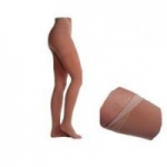 Juzo Basic Value Full Foot Compression Pantyhose, Size 3 Regular, Beige