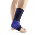 "AchilloTrain Pro Achilles Tendon Support, Black, Size 1 (6.75"" - 7.5"")"