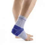 "AchilloTrain Achilles Tendon Support, Titanium, Left, Size 1 (6.75"" - 7.5"")"