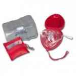 Dynarex CPR Rescue Mask Kit, 25/Cs
