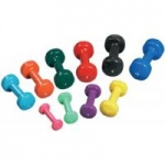 Clinton 10-Piece Dumbbell Set
