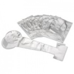 Nasco Basic Buddy CPR Manikin Lung/Mouth Protection Bags, 100/pk