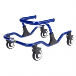 Inspired by Drive Moxie GT Gait Trainer, Small, Warrior Blue