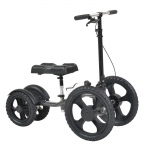 Drive Medical All-Terrain Knee Walker, Crutch Alternative