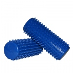 Massage roll, 6.5x16 cm, Blue, 1 dozen