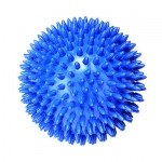 Massage ball, 9 cm (3.6 inches), Red, 1 dozen