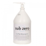 Sub Zero™ Gel - 1 gallon bottle, case of 4