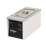 "Dickson® Paraffin Bath - PB-107 12"" x 6"" x 6"" with 6 lb paraffin, timed sterilized circuit"