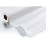 "Exam Table Paper - Crepe - 18"" x 125 feet - Case of 12 - White"