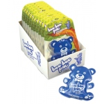 Boo-boo Pac™ cold pack - blue, Retail box of 10