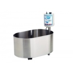 "Lil' Champ™ compact whirlpool, table top, 4.5 gallon, 23.25""Xx13.75""Wx19.25""H"