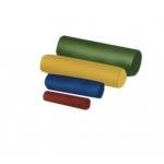 "CanDo® Positioning Roll - Foam with vinyl cover - Medium Firm - 18"" x 4"" Diameter - Specify Color"