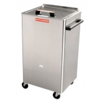 Hydrocollator® mobile heating unit - SS-2 w/2 std, 2 os, 2 neck