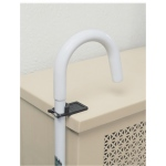 Cane holder cane storage mount - pair