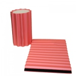 Thera-Band® foam roller wraps+, red
