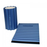 Thera-Band® foam roller wraps+, blue