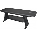"Eurotech treatment table - fixed height, 78"" L x 28"" W x 30"" H, 1-section"