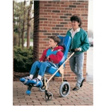 Carrie® Stroller Frame with Carrie® Seat - x-large (small adult)