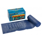 CanDo® AccuForce™ Exercise Band - 6 yard roll - Blue - heavy